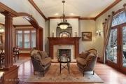 Douglas Ave Living Room