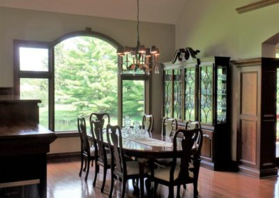 Sutton Circle Dining Room